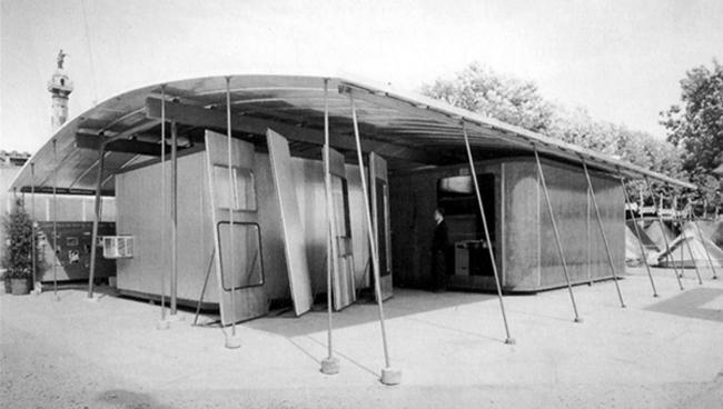 perriand prouve maison sahara vaumm arkitekturak